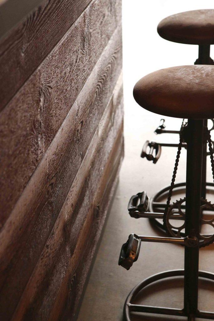 Crank particolare sedie