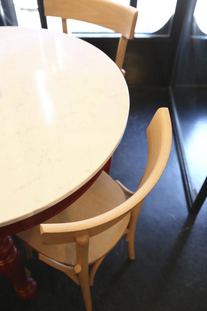 Don Tannino tavolo e sedie
