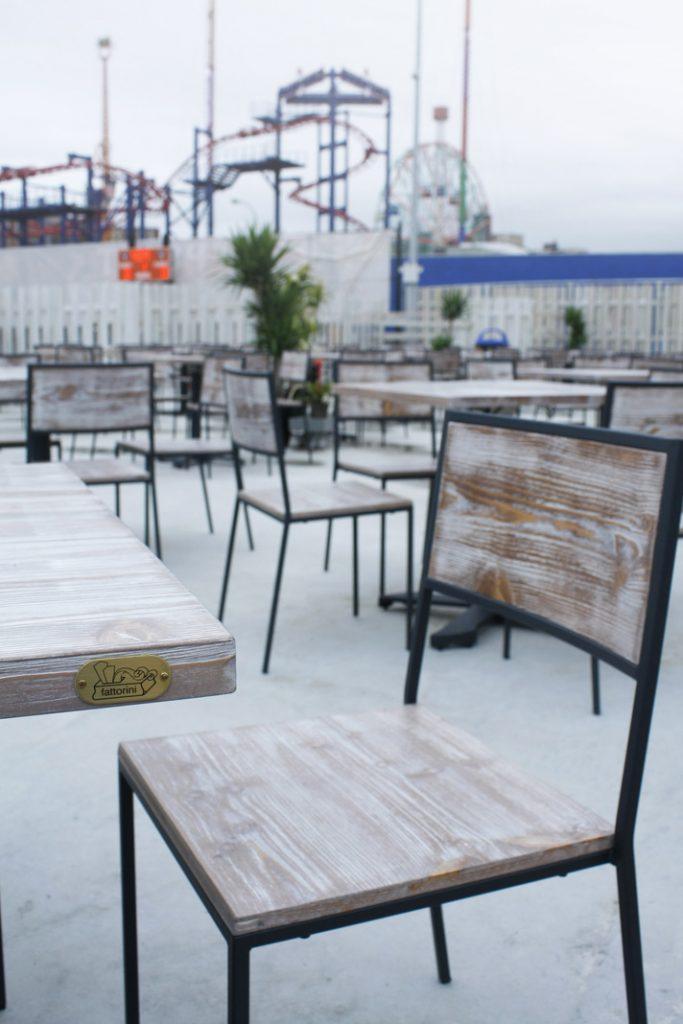 Coney Island sedia